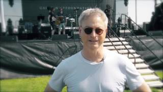 Gary Sinise Salutes Troops at Fort Meade Concert