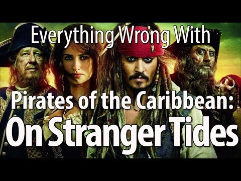 Thumbnail: Everything Wrong With Pirates Of The Caribbean: On Stranger Tides