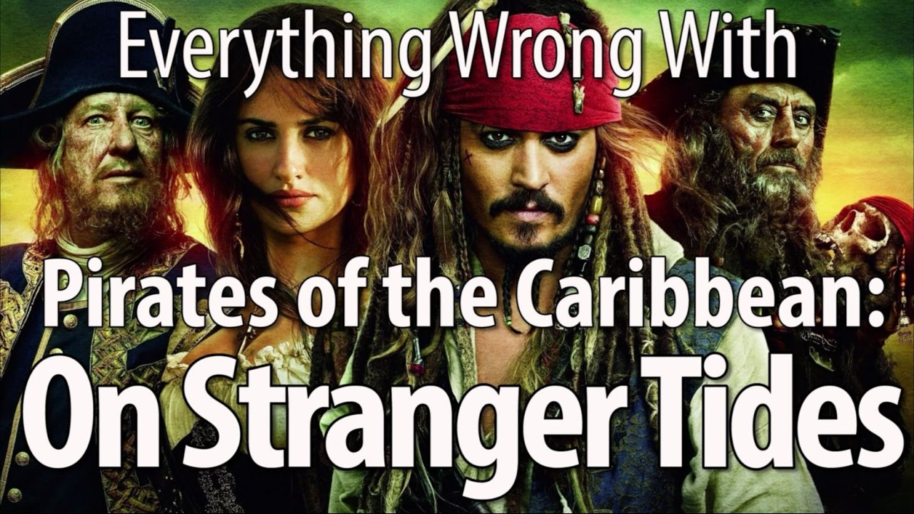 Download Everything Wrong With Pirates Of The Caribbean: On Stranger Tides