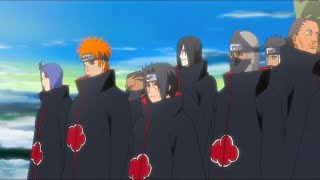 itachi slaughters his clan