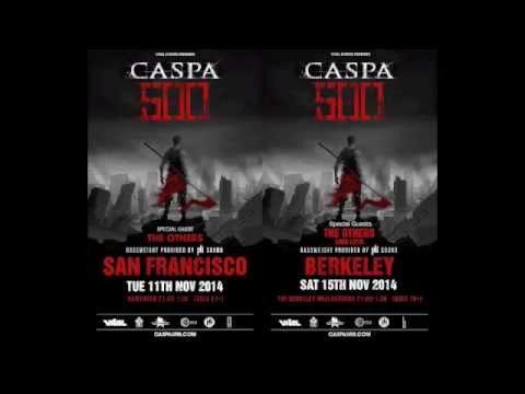 Caspa & The Others - 500 Tour Promo Mix By Nebakaneza
