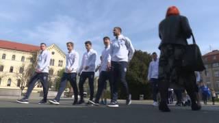 Прогулянка збірної України у Загребі