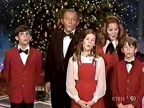 bing crosby and family white christmas - Bing Crosby Christmas