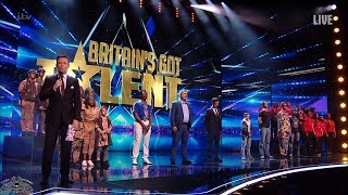 Britain's Got Talent 2018 Live Semi-Finals The Results Night 2 Who Makes It Through Full S12E11
