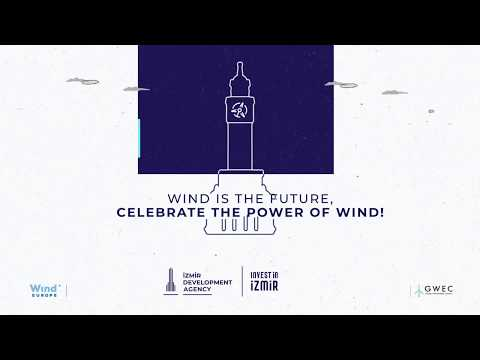 Global Wind Day 2020 | Invest In İzmir