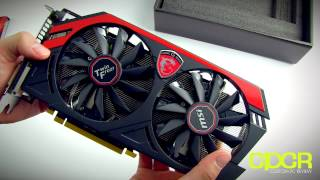 msi radeon r9 270 2gb gaming graphics card unboxing written review