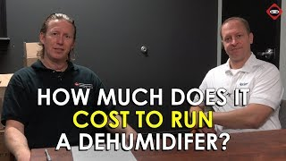 How Much Does It Cost To Run A Dehumidifier | Does Humidity Affect Temperature | Aprilaire