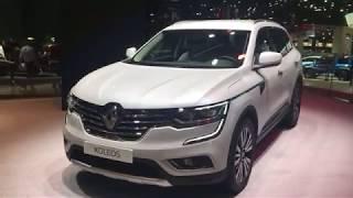 Renault Koleos #AutoShow #bestcar #1 #cars #HD+10202019