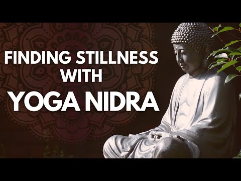 I Am Yoga Nidra A Guided Meditation Led By Radha Youtube