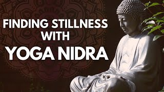 Yoga Nidra A Guided Meditation: led by Radha