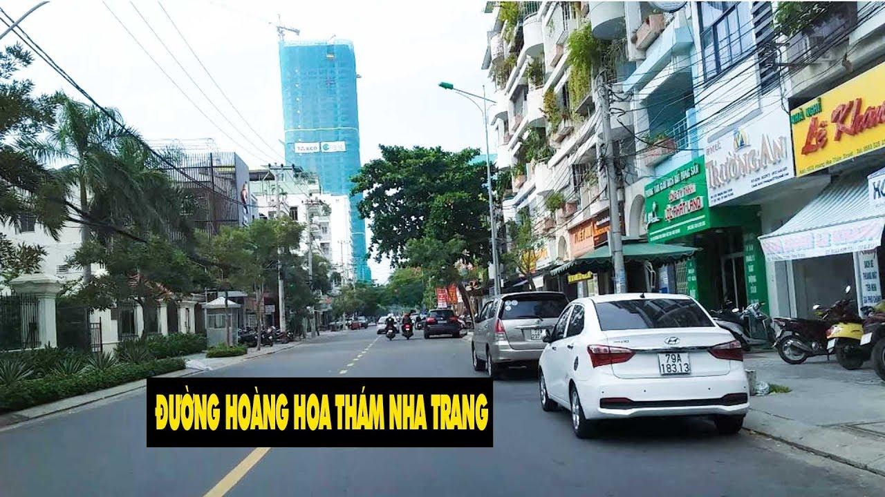 Con Đường Nhiều Khách Sạn Giá Rẻ tại Trung Tâm Thành Phố Nha Trang