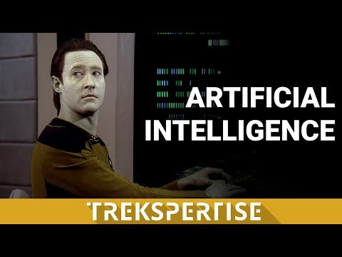 Artificial Intelligence In Sci-Fi & Star Trek