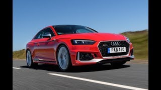 NEW Audi RS5 2017 TEST DRIVE 2017 Acceleration Sound Booming Tech HD