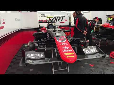 FIA Formula 2 Championship 2017 - Paddock Spa-Francorchamps