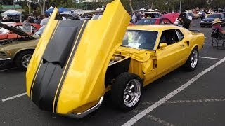 427 SOHC POWERED! 1969 Mach 1 Mustang Fabulous Fords Forever 2014