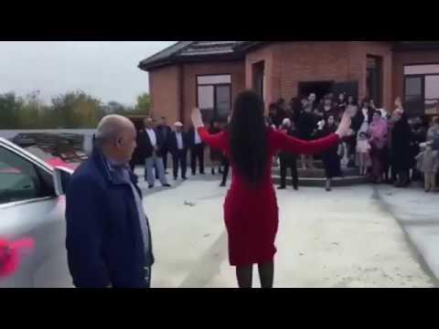 Жених с подарками приехал забирать невесту / Армянская свадьба 2018