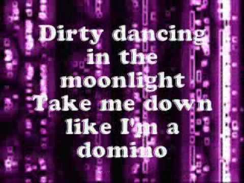 Jessie J-Domino Lyrics