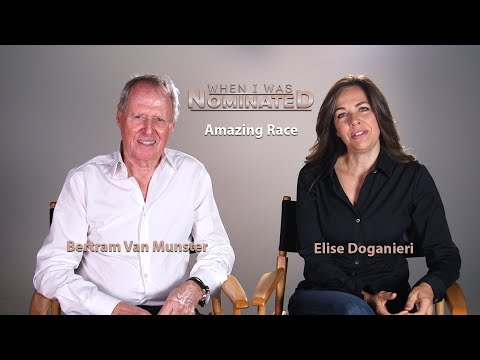 When I Was Nominated Emmys Edition: Bertram van Munster And Elise Doganieri
