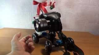Скейт для фото-видеокамер из Китая (Skate Dolly)