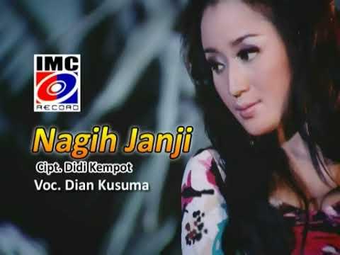 Dian Kusuma - Nagih Janji (Official Lyric Video)