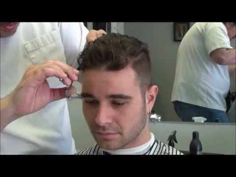 Emo Style Mens Haircut