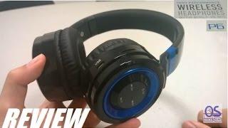 sound Intone P6 Wireless Headphones Review