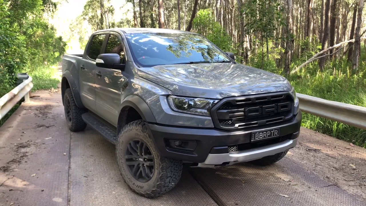 ford ranger raptor review youtube