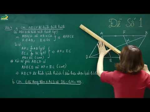 Toán Lớp 8 - Đề thi kiểm tra khảo sát giữa học kì 1 - Các dạng bài bài tập có đáp án (phần 2/3)