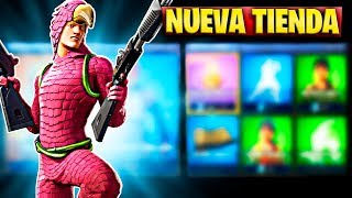 FORTNITE'S NEW STORE AUJOURD'HUI 6 JUILLET 6TH NEW SKIN PAR REY FLAMENCO