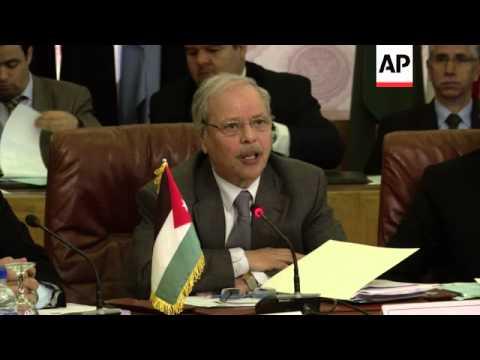 Egypt-Arab League meets to discuss recent clashes at Al-Aqsa Mosque