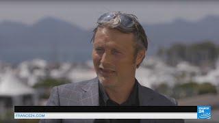 Meet Mads Mikkelsen in Cannes!