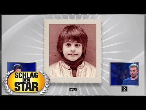 So süß waren diese Promis mal | Kinderfoto-Qiuz - Schlag den Star