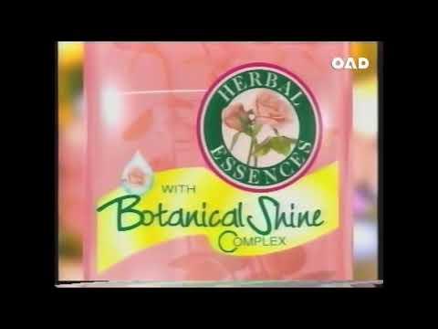 Clairol แก่นสมุนไพรด้วยพฤกษศาสตร์ที่ซับซ้อนส่องแสง 2544 / Clairol Herbal Essence Thai TVC 30s 2001