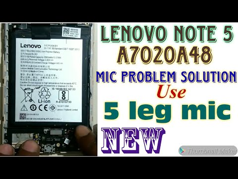 Lenovo a7020a48 problems