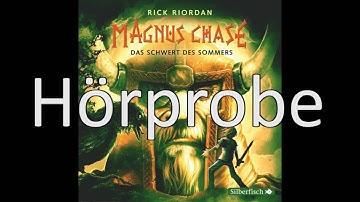 Rick Riordan - Das Schwert des Sommers (Magnus Chase Band 1)