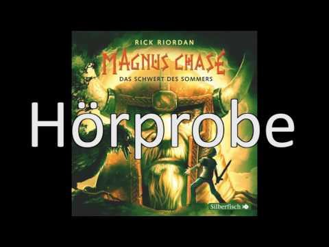 Das Schwert des Sommers (Magnus Chase 1) YouTube Hörbuch Trailer auf Deutsch