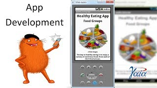App development shown with speed coding. aimed at primary pupils, gaia's project guides you through the process of creating your own app, fro...