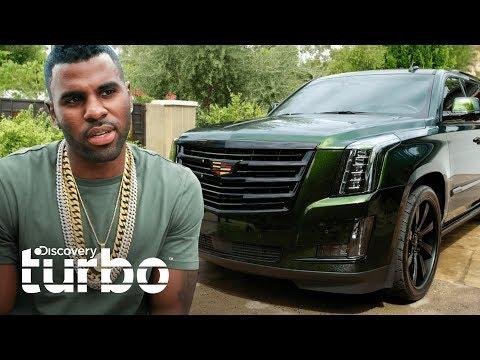 Camioneta camaleón para Jason Derulo | Autos únicos con Will Castro | Discovery Turbo