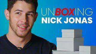 Unboxing Nick Jonas' Life! | Billboard