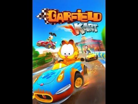 Garfield Kart Furious Racing - PC Gameplay |