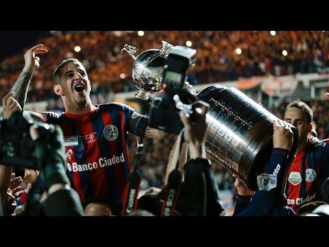 San Lorenzo Campeón Libertadores 2014 - La Película