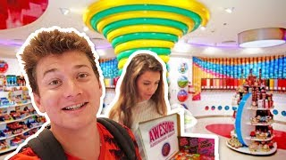 WORLDS MOST CRAZY CANDY STORE