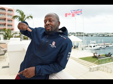 Wyclef Jean Interview