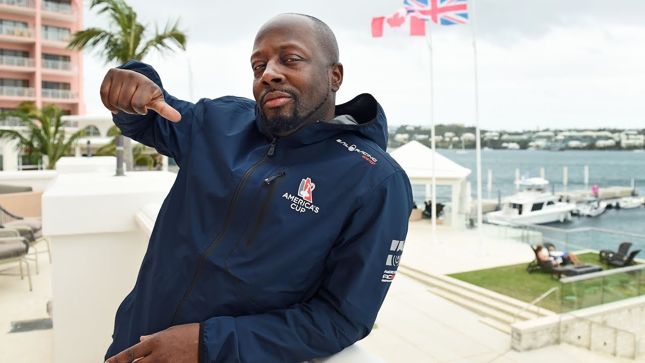 Wyclef Jean interview