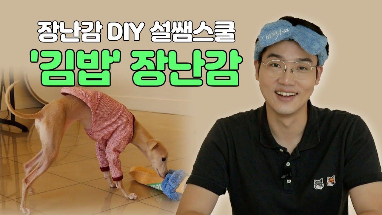 설채현의 10분 장난감 2탄(김밥장난감/세상이 최애 놀이)