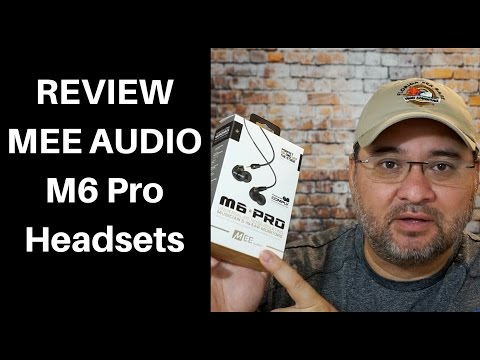 Tech Review MEE AUDIO M6 PROs, is it for the travel professi