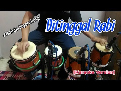 Ditinggal Rabi _cover Kendang by Irawan