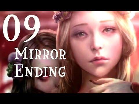 Dark Parables 7: Ballad Of Rapunzel Walkthrough - Part 9 Mirror Ending