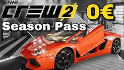 Season Pass Gratis / Gold Edition Schnapper! - The Crew 2