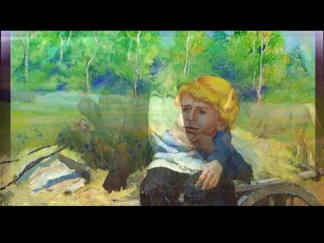 Изображение предпросмотра прочтения – ДарьяСироткина читает произведение «Я иду долиной. На затылке кепи…» С.А.Есенина